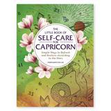 Simon & Schuster Wellness Books - The Little Book Of Self-Care For Capricorn Hardcover