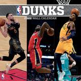 """""""NBA 2022 Dunks Wall Calendar"""""""