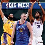 """""""NBA 2022 Big Men Wall Calendar"""""""