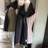 Gucci Accessories | Gucci, Gray Scarf | Color: Gray | Size: Os