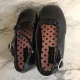 Stride Rite Girls 9.5 Black Mary Jane Shoes