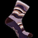 Merrell Cozy Crew Sock, Size: S/M, Purple