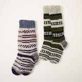 Comfy Wool Slipper Socks