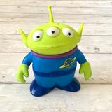 Disney Toys | Disney Toy Story Alien Plastic Toy Kids 7in Figure | Color: Blue/Green | Size: Os