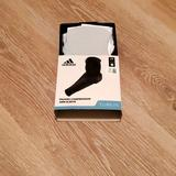 Adidas Other   Adidas Padded Compression Arm Sleeves White   Color: Gray/White   Size: Medium