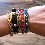 Coach Jewelry | Coach Bracelets Set! | Color: Gold/Silver | Size: Set Of 5 Bracelets