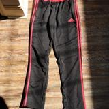 Adidas Bottoms   Adidas Tiro Youth Soccer Pants 1516 Youth Xl Black And Red   Color: Black/Red   Size: Xlb