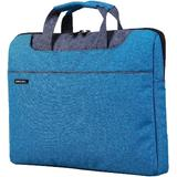 Kingsons Concord Series 13.3-Inch Laptop Bag in Blue