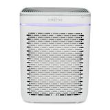 Lifestyle by Focus LS-AP200 PURA Air Purifier with HEPA Filter, Night Light and Child Lock in White