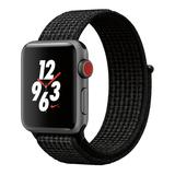 Apple Watch Nike+ Series 3 38mm GPS Smartwatch with Cellular Support in Gray