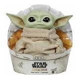 Mattel The Child Plush by (Star Wars: The Mandalorian, 11-Inch) in Green