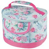 ZUCA Lunchbox (Flower Blooms) Small in White