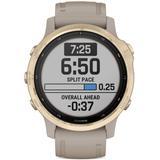 Fenix 6s Pro Solar Smart Watch - Metallic - Garmin Watches