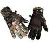 Rocky Men's Stratum Waterproof Gloves Multi M Microfiber,Nylon,Polyester