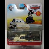 Disney Toys | Disney Pixar Cars Sara Wheelson Die-Cast New | Color: Black/White | Size: 1:55 Die-Cast Car