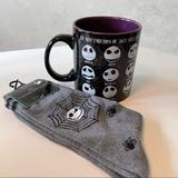 Disney Other   Nightmare Before Christmas Emotions Of Jack Mug And Jack Women'S Socks New   Color: Black   Size: Os