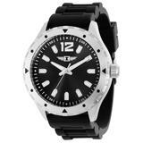 Invicta I by Invicta Men's Watch - 45mm Black (IBI36505)