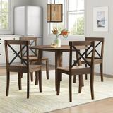 Sand & Stable™ Captiva 4 - Person Dining Set Wood in Brown, Size 29.5 H in   Wayfair 086240A61C524DFB96C635D34E629E52