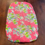 Lilly Pulitzer Other | Lilly Pulitzer Fitted Crib Sheet | Color: Pink | Size: Osg
