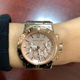 Michael Kors Accessories   Michael Kors Rose Gold Womens Watch. Stainless Steel.   Color: Gold   Size: Os