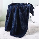 Gemma Violet Soft Lightweight Fleece Baby Blanket Throw Blanket For Boys, Girls, Toddler & Nap Blankets For Crib Bedding, Nursery in Blue   Wayfair