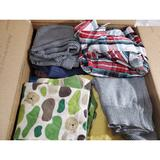 Ralph Lauren Matching Sets   25 Pc Boys Clothing Lot Toddler Kids Baby Bundle   Color: Blue/Red   Size: 2tb