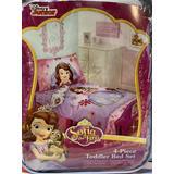 Disney Sofia the First 4-pc. Toddler Bedding Set