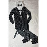 Disney Other   Disney Nightmare Before Christmas Union Suit Extra Small Xs Jack Skellington Tim   Color: Black   Size: Xs