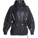 Jacket With Removable Belt Bag - Black - Adidas By Stella McCartney Belt Bags