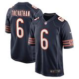 """""""Men's Nike Danny Trevathan Navy Chicago Bears Game Player Jersey"""""""