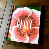 Gucci Wall Decor | Authentic Limited Edition Gucci Blossom Bag Frame | Color: Red | Size: 8x10