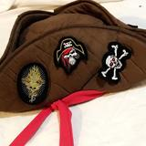 Disney Accessories | Disneyland: Pirates Of The Caribbean Pirate Hat | Color: Brown/Black | Size: Os