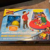 Disney Toys | Mickey And The Roadster Racers Ball Pit Playland | Color: Gray | Size: Osb