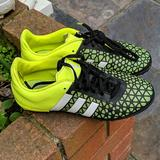 Adidas Shoes | Adidas Soccer Cleats Shoes Us Size 3.5 | Color: Black | Size: 3.5b