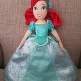 Disney Toys | Disneyland Ariel Aurora Flip Doll | Color: Blue/Green | Size: 15