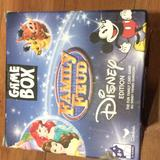 Disney Games | Family Feud Card Game Disney Edition Complete Fun | Color: Tan | Size: Os