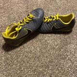 Nike Other | Nike Soccer Cleats Size Youth 5 | Color: Gray/Yellow | Size: 5 Youth