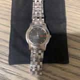 Gucci Accessories | Mens Gucci 5500xl 11 Diamond Stainless Steel Watch | Color: Black | Size: Os