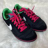 Nike Shoes | Nike Low Trainers Womens Tennis Shoes 8.5 | Color: Black | Size: 8.5