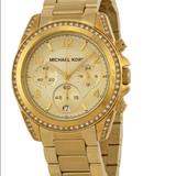 Michael Kors Accessories   Michael Kors Womens Gold Watch   Color: Gold   Size: Os