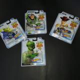 Disney Toys   Hot Wheels Toy Story 4 Character Cars - Set Of 4   Color: Black   Size: Osb
