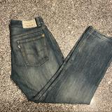 Levi's Jeans | Levi'S Eco 539 Vintage Straight Men'S Size 32x30 Med Wash Blue Denim Jeans | Color: Blue | Size: 32