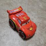 Disney Toys | 2$10 Lightning Mcqueen Cars Toy 2010 Fisher Price Disney | Color: Red | Size: Osb