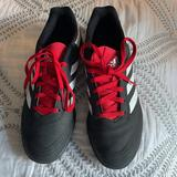 Adidas Shoes | Brand New Adidas Youth Indoor Soccer Cleats | Color: Black/Red | Size: 6.5bb