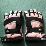 Adidas Accessories | Gloves | Color: Black | Size: Fits Woman Size 7-8 Glove. Not Noted On Glove