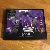 Disney Games   Disney 300 Piece Jigsaw Puzzle   Color: Purple   Size: Os