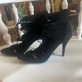 Jessica Simpson Shoes   Jessica Simpson Mahiri High Heel Sandal Size 7 12   Color: Black   Size: 7.5