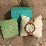 Kate Spade Jewelry | Kate Spade Watch Ksw 1236 | Color: Tan | Size: Os