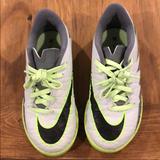Nike Shoes   Nike Indoor Kids Soccer Cleats   Color: Black   Size: 11.5c