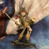 Disney Toys   Jack Sparrow Disney Infinity Character   Color: Brown   Size: Na
